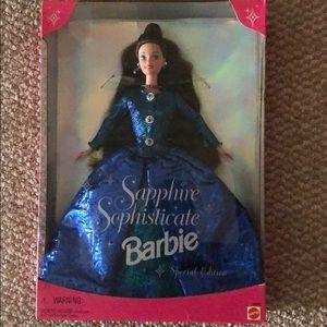 Mattel, Sapphire Sophisticate Barbie♥️